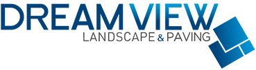 Dream View Landscaping and Paving Logo